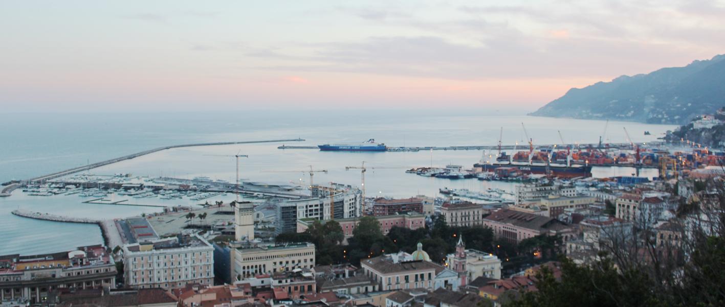 Il Crescent e la Costiera Amalfitana