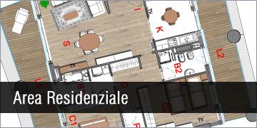 Crescent Salerno Area Residenziale Abitazioni