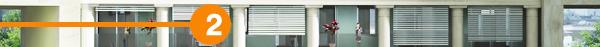 Area residenziale Crescent Salerno piano secondo