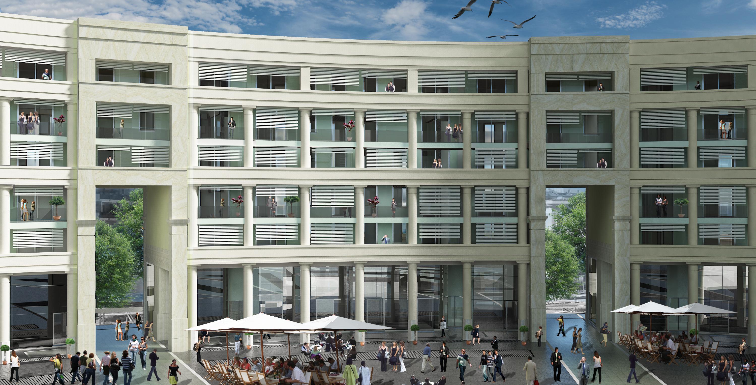 Ufficio Verde Pubblico Salerno : Il crescent u2013 crescent salerno